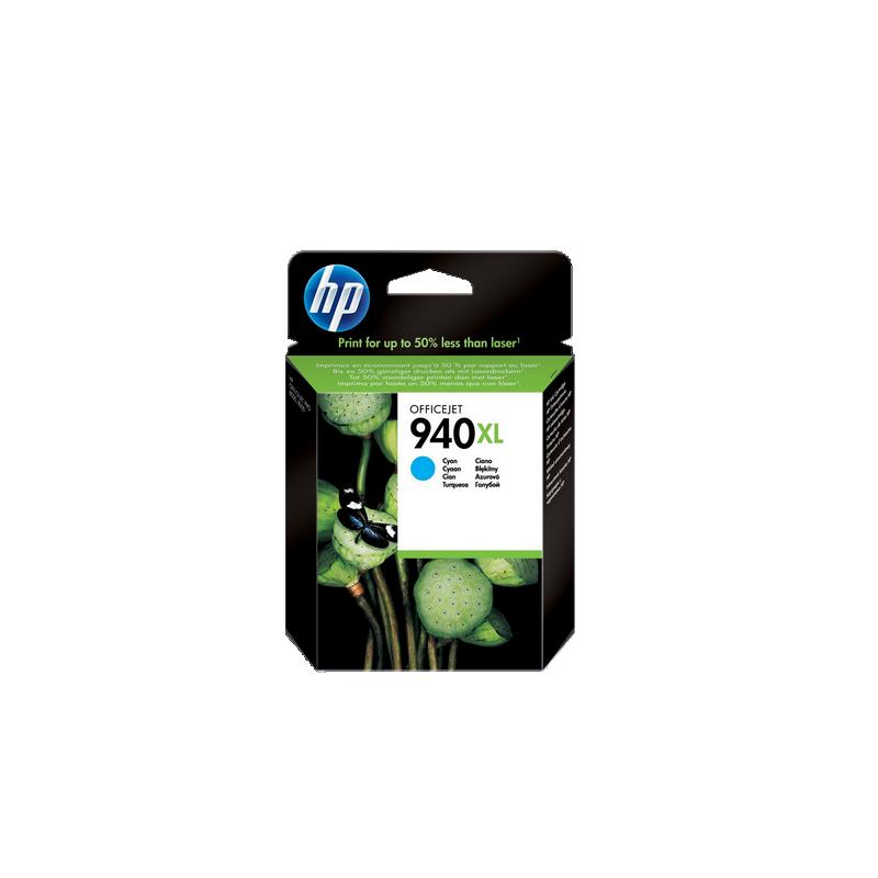 shoppi - HP 940XL cartouche d'encre cyan grande capacité