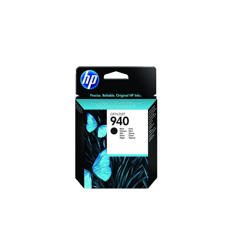 shoppi - HP 940 cartouche d'encre noir authentique