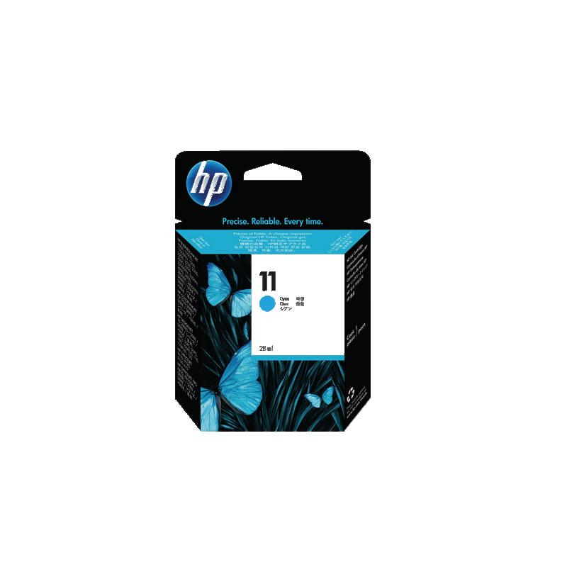 shoppi - HP 11 cartouche d'encre cyan authentique