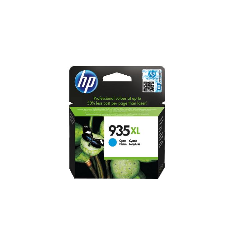 shoppi - HP 935XL cartouche d'encre cyan authentique grande capacité