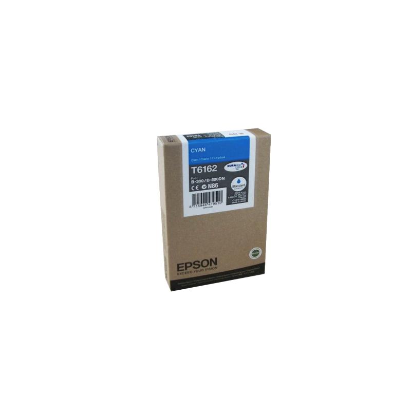 shoppi - Cartouche d'encre cyan Epson T6162