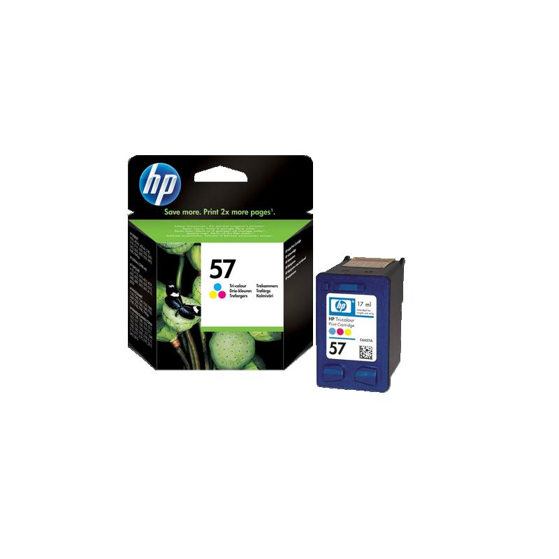 shoppi - Cartouche d'encre Officejet HP 57 Couleur