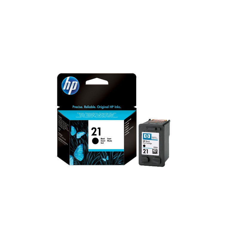 shoppi - Cartouche d'encre HP 21 Noir