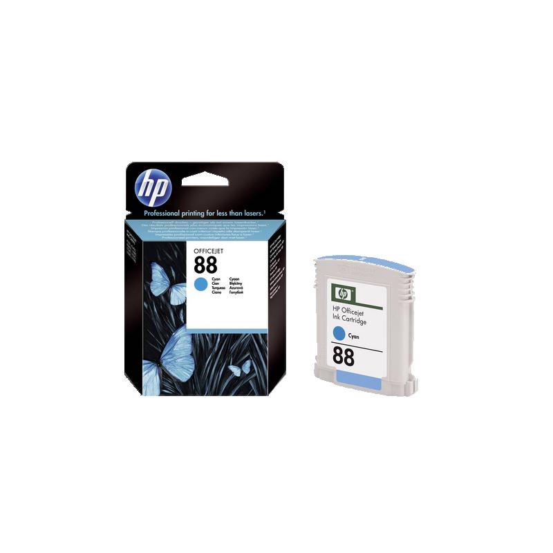shoppi - HP 88 cartouche d'encre cyan authentique