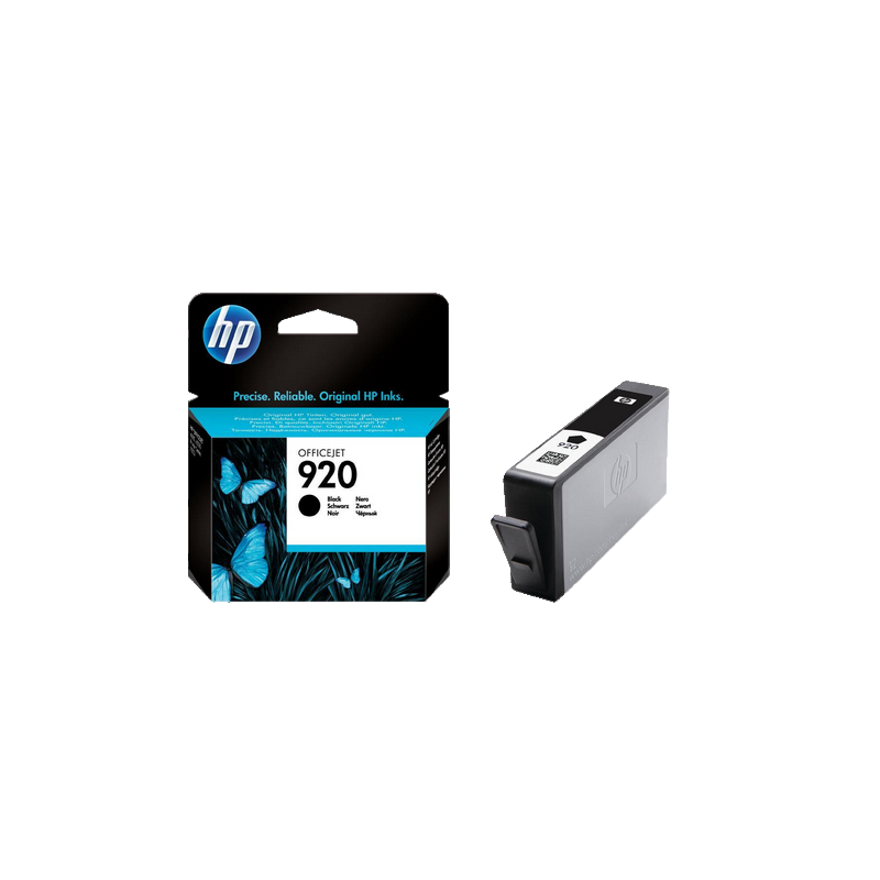 shoppi - Cartouche d'encre HP 920 Noir