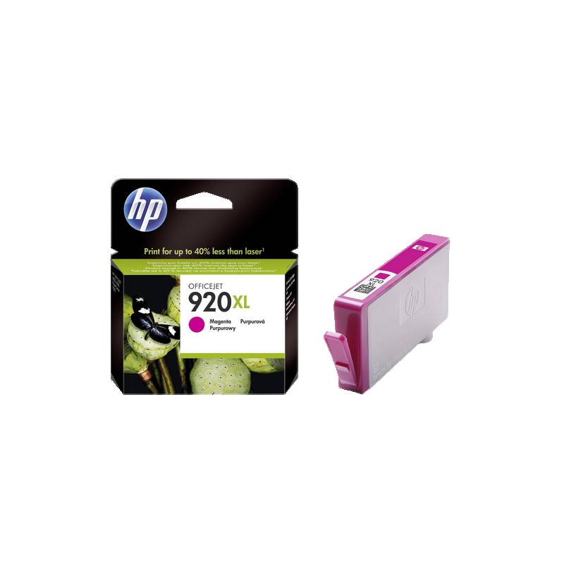 shoppi - Cartouche d'encre Officejet HP 920XL Magenta