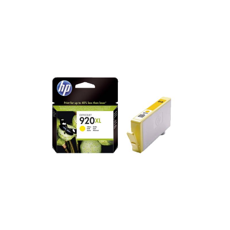 shoppi - Cartouche d'encre Officejet HP 920XL Jaune