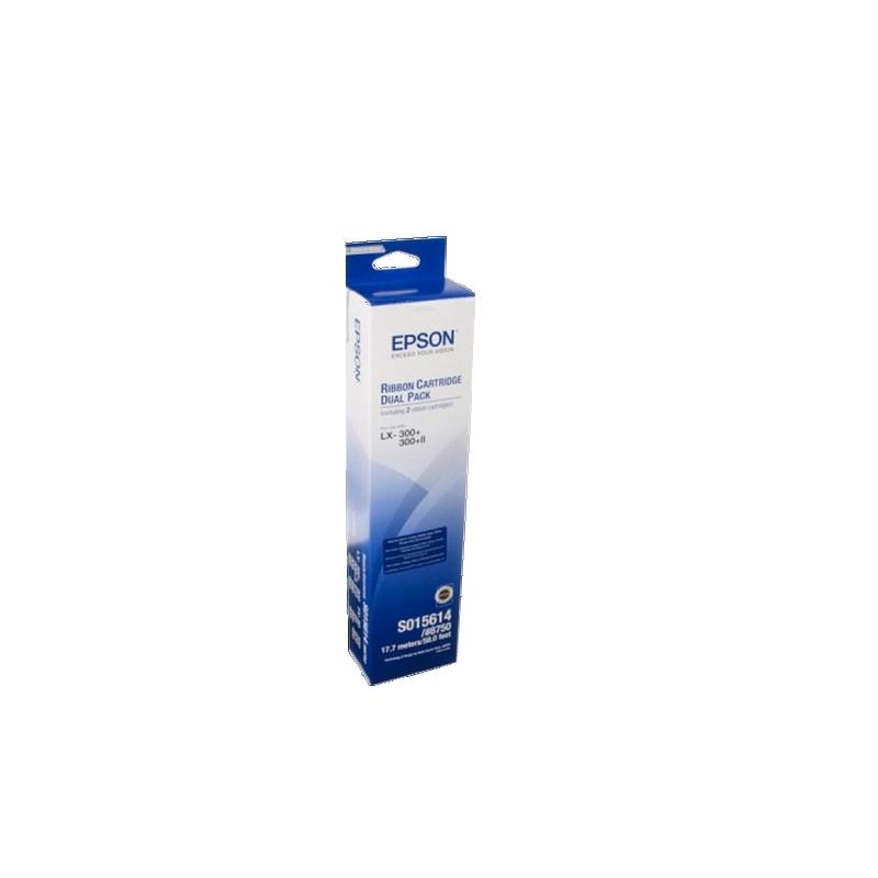shoppi - Pack EPSON de 2 rubans pour LQ-350/300+/300+II