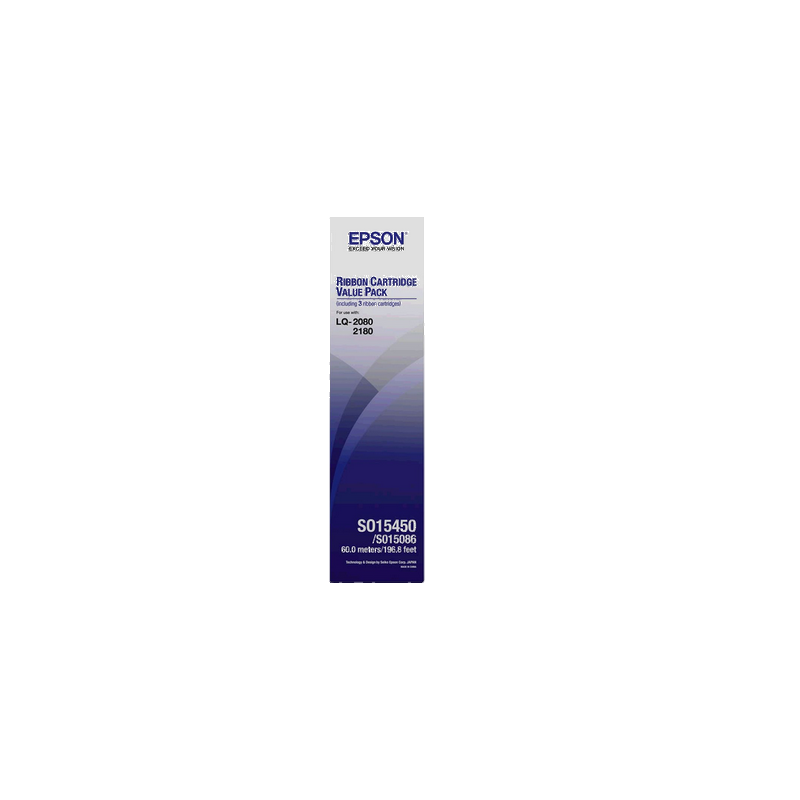 shoppi - Ruban noir EPSON  C13S015086