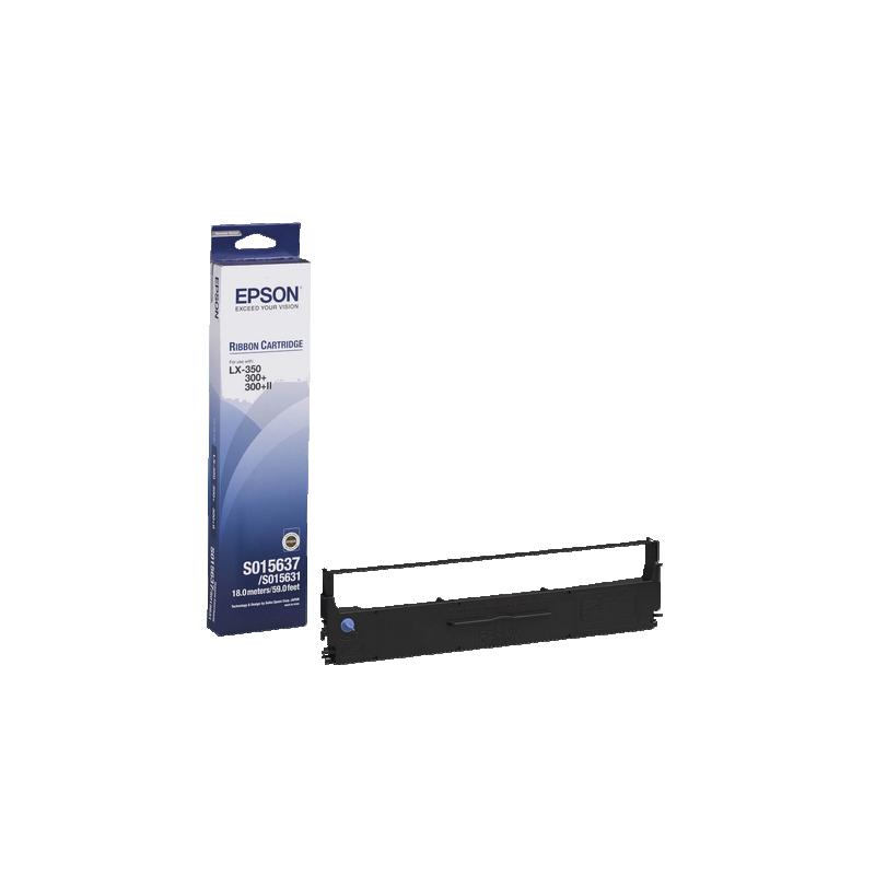 shoppi - Pack de 2 Rubans originaux EPSON LX-350/LX-300
