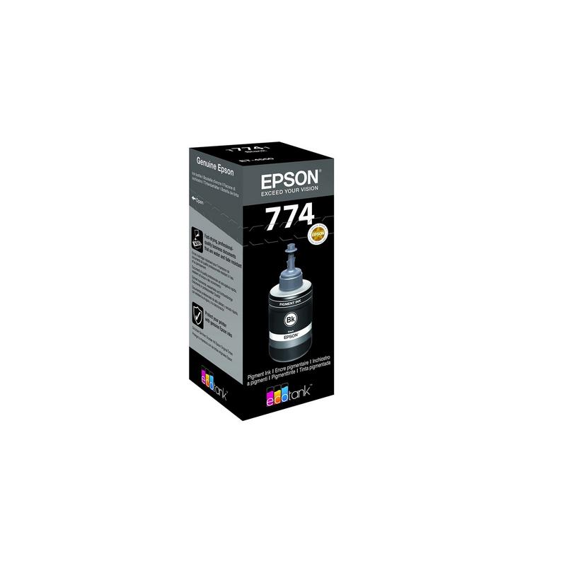 shoppi - Bouteille d'encre EPSON T7741 NOIR 140ML