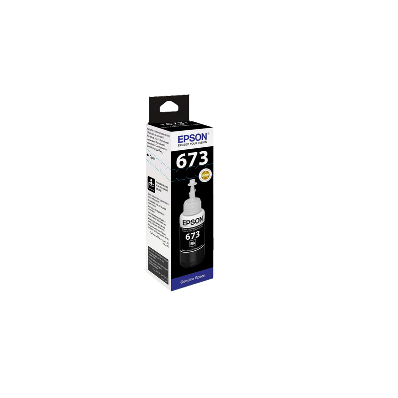 shoppi - Bouteille D'encre EPSON T6731 Noir