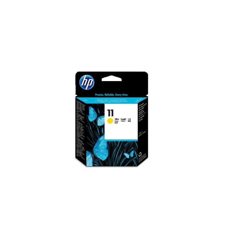 shoppi - HP 11 tête d'impression jaune