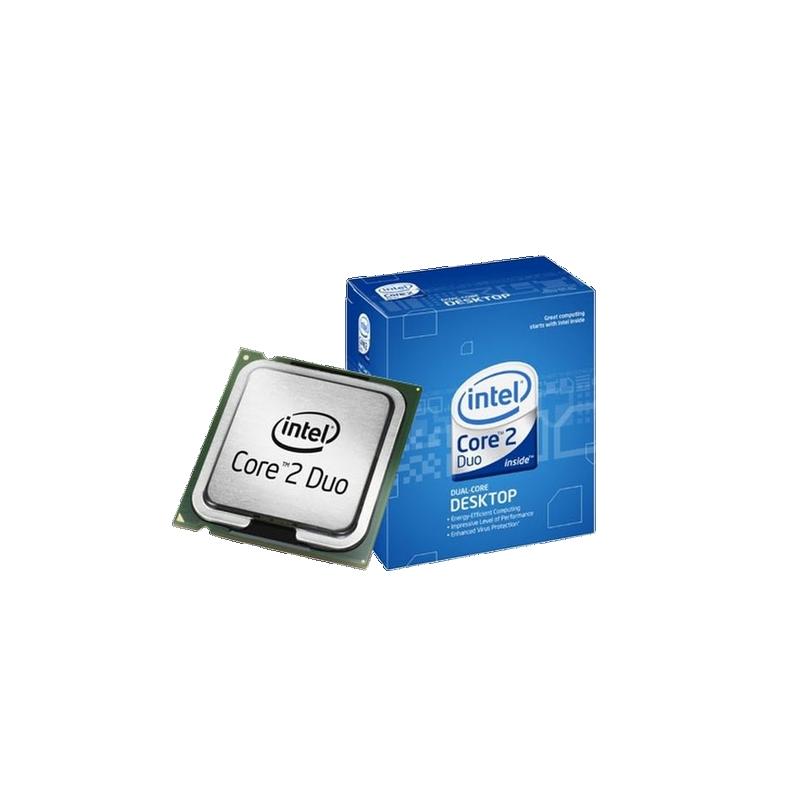 shoppi - Micro Processeur Intel Core 2 Duo  E8400 6M Cache, 3.00 GHz, 1333 MHz FSB