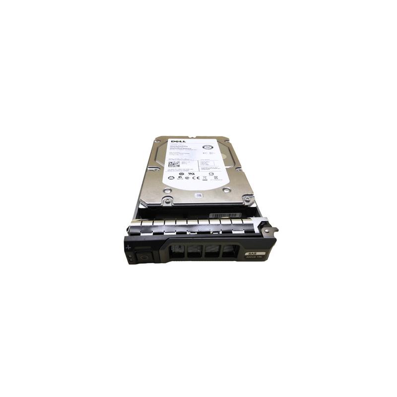shoppi - Disque dur interne pour Serveur DELL 300-GB 6G 15K 3.5 SAS w