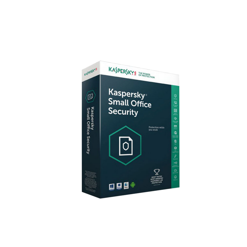 shoppi - Antivirus Kaspersky Small Office 5 postes+1 serveur