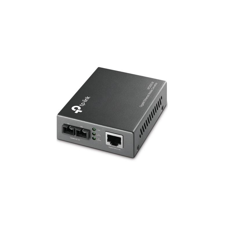 shoppi - Convertisseur TP-LINK de média Gigabit Ethernet