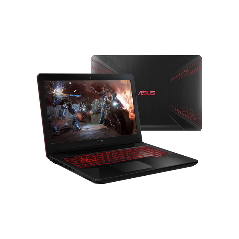 shoppi - PC Portable Gamer ASUS TUF FX504GD i7-8750H 12Go 1To