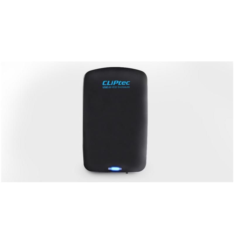 shoppi - Boîtier pour disque dur USB 3.0 SATA 2.5