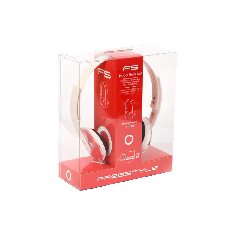 shoppi - Micro Casque Platinet FREESTYLE HOOP FH-3930 pour Iphone et PC