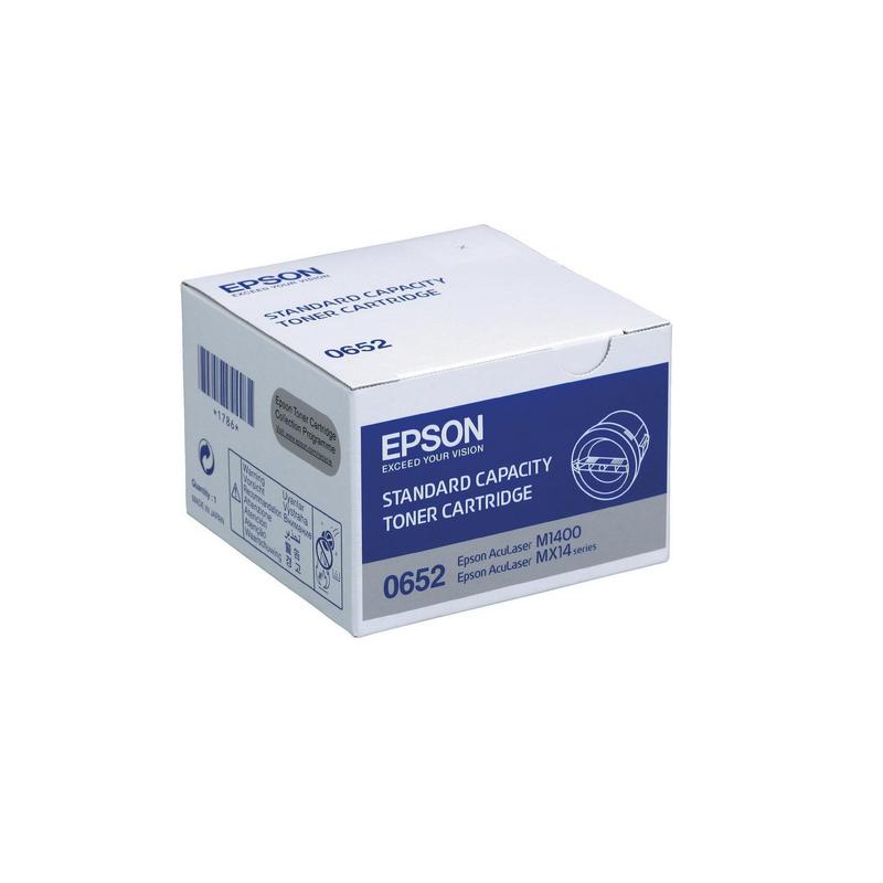 shoppi - Toner original C13S050652 EPSON 0652 NOIR