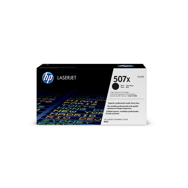 shoppi - HP 507A toner LaserJet noir