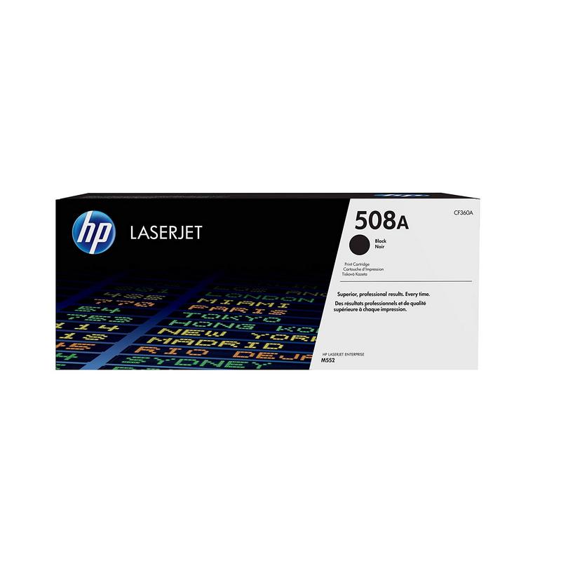 shoppi - HP 508A toner LaserJet Noir