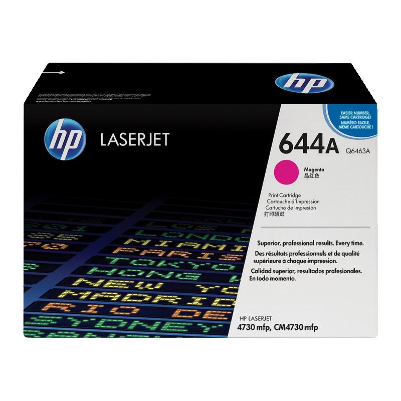 shoppi - Toner Magenta d'origine HP LaserJet 644A