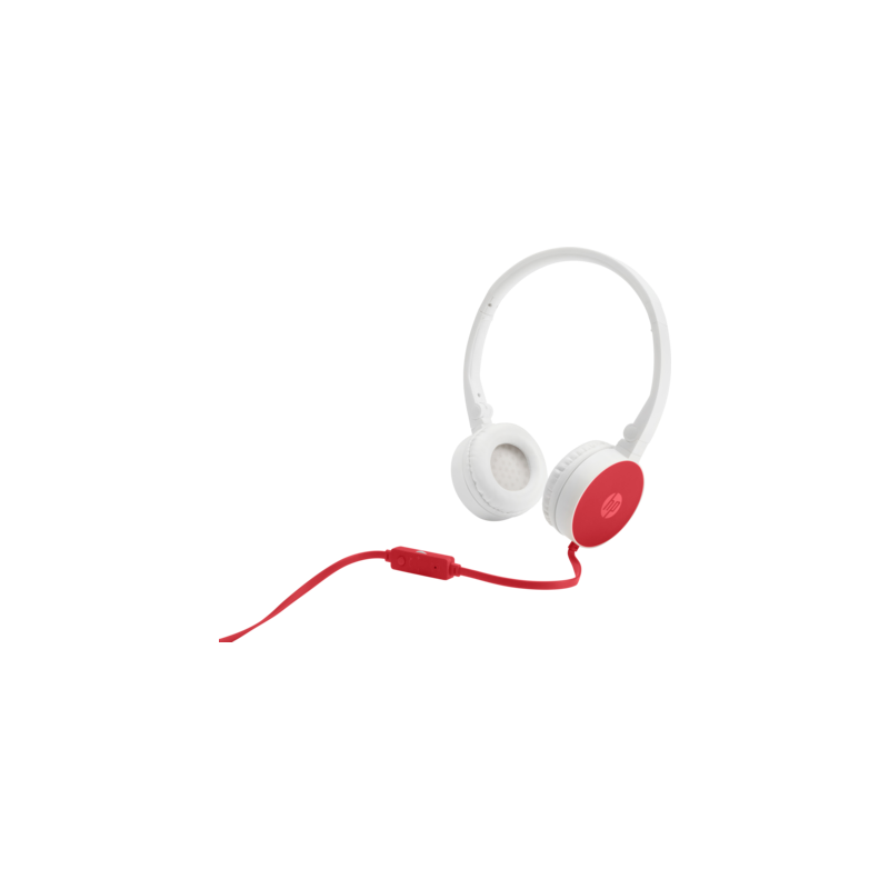 shoppi - Casque stéréo rouge HP 2800