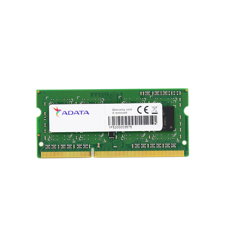 shoppi - Barrette mémoire ADATA 8GB SODIMM LAPTOP DDR4 2400 1.2V