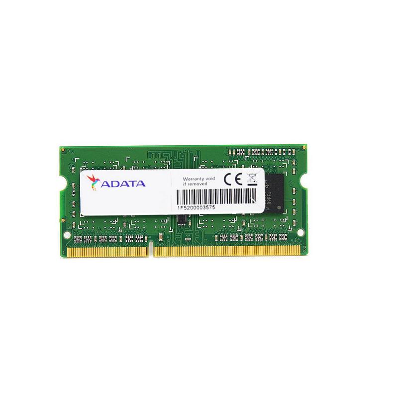 shoppi - Barrette mémoire ADATA 8GB SODIMM LAPTOP DDR4 2400 1.2V