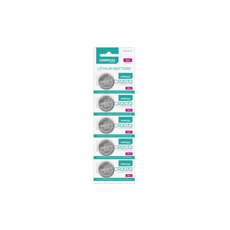 shoppi - 5 Piles Boutons Omega