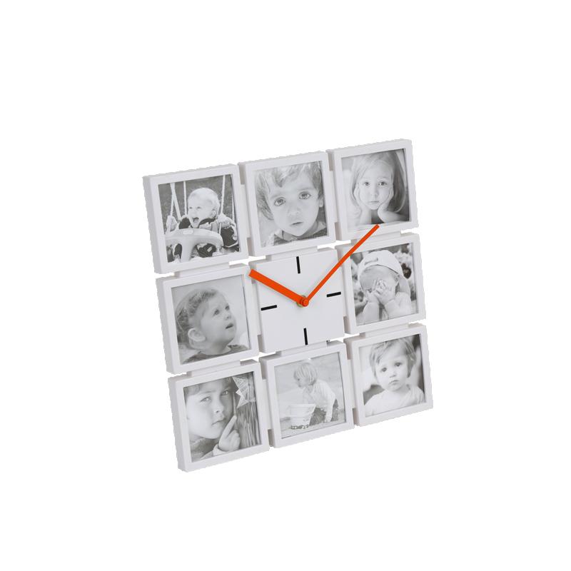 shoppi - Horloge murale PLATINET FAMILY CLOCK