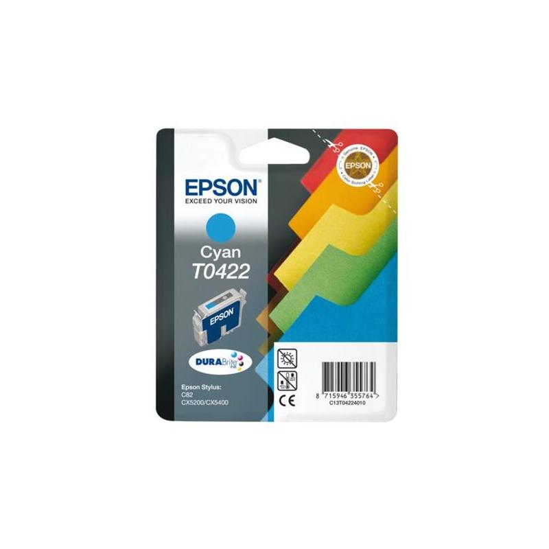 shoppi - Encre pigement Cyan EPSON C82/CX5200