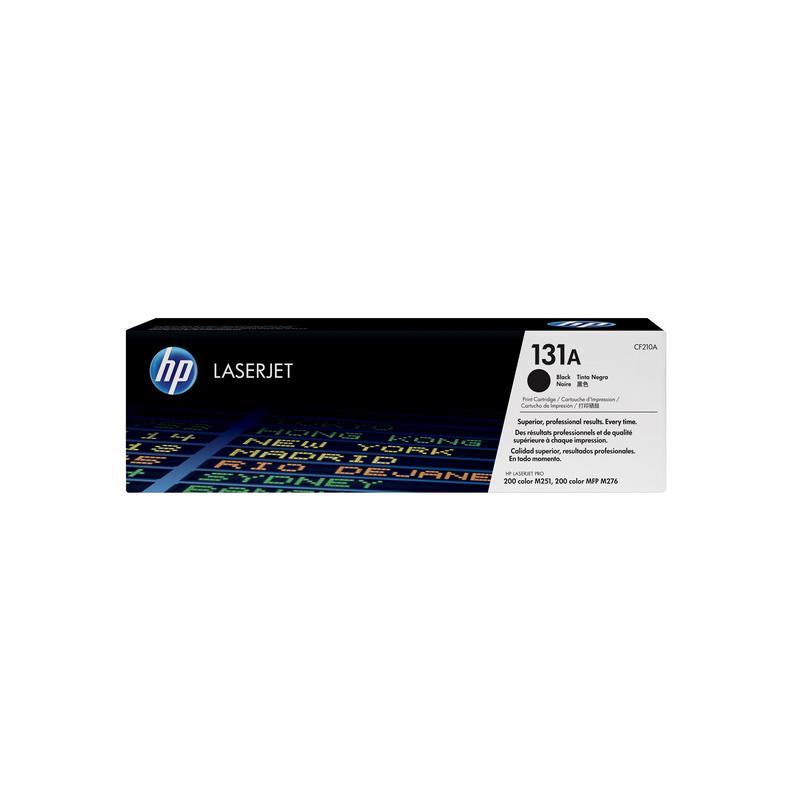 shoppi - Toner LaserJet noir HP 131A