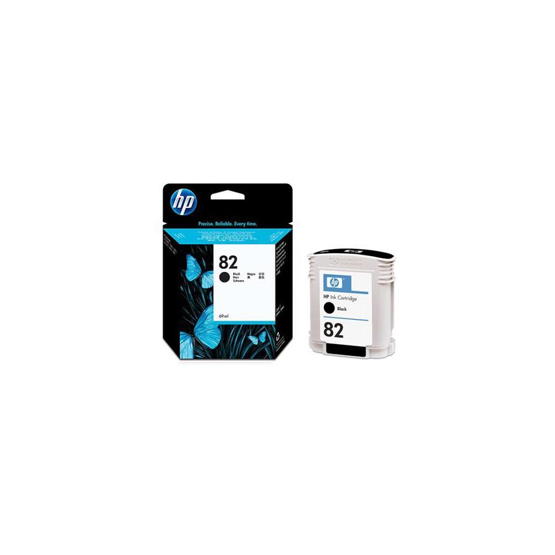 shoppi - Cartouche d'encre noire HP DesignJet 82