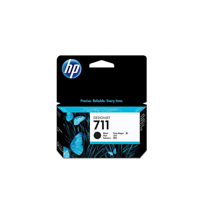 shoppi - Cartouche d'encre Noire HP 711