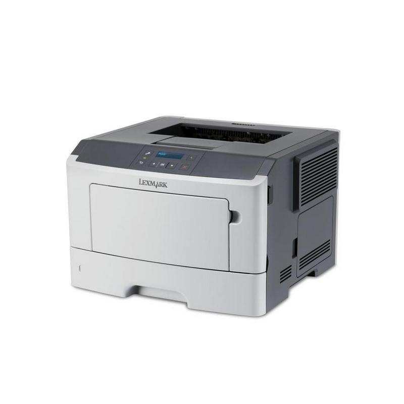 shoppi - Imprimante Laser Lexmark MS317dn Monochrome Réseau
