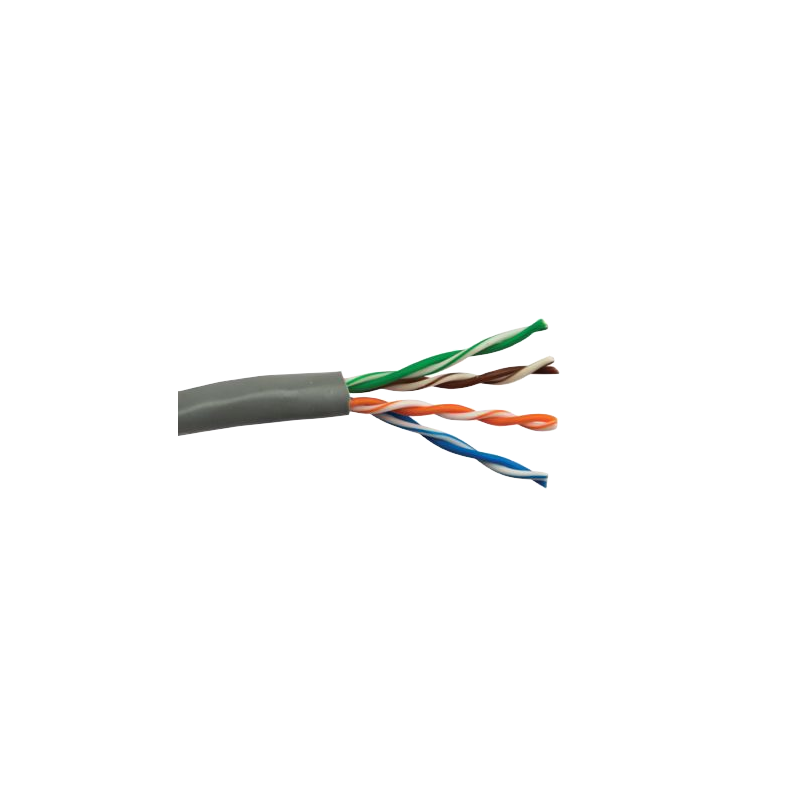 shoppi - Bobine de Câble UTP Cat5e PVC  General Cable Gris  305M