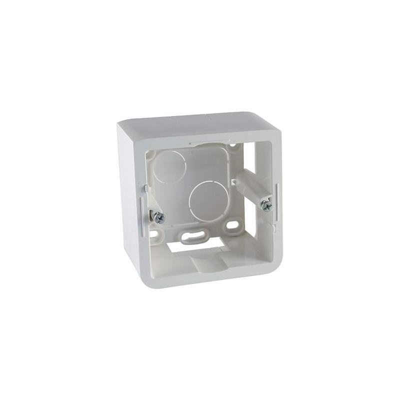 shoppi - Boîtier en saillie Mosaic - 2 modules - Profondeur 30 mm LEGRAND 5 pièces