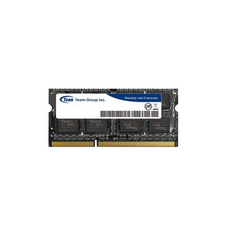 shoppi - Barrette Mémoire 8 GO DDR4 / 2400 MHZ SODIMM TEAM GROUP