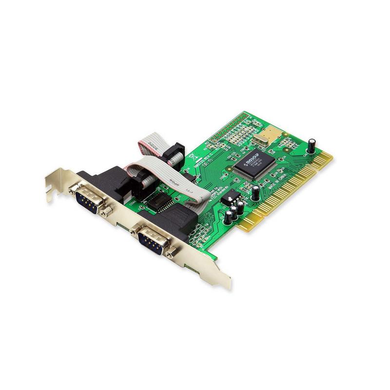 shoppi - Carte série PCI Express - 2 ports