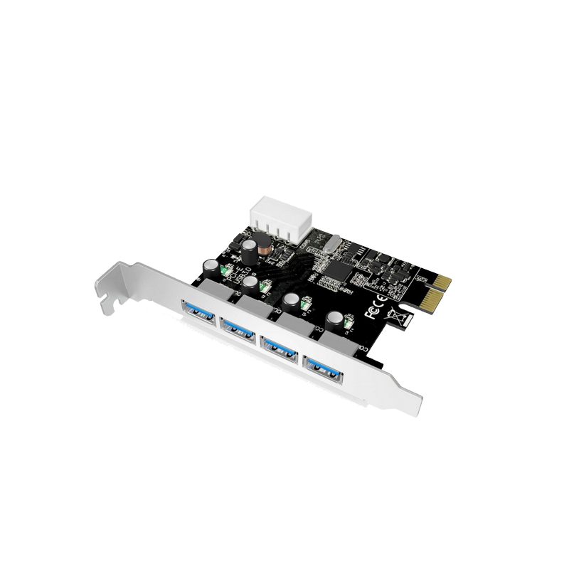 shoppi - Carte PCI-Express 4X USB 3.0