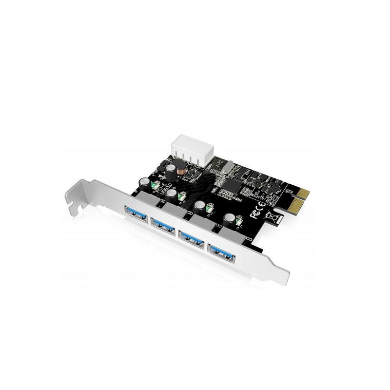 shoppi - Carte PCI-Express 4X USB 3.0