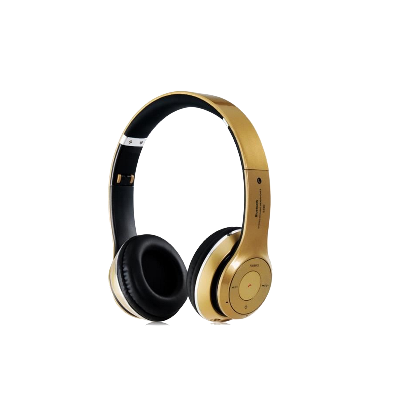 shoppi - Casque Sans fil stéréo Bluetooth  avec fente pour carte TF