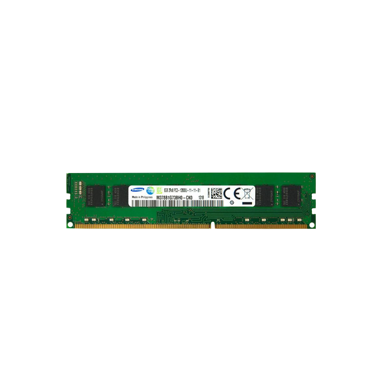 shoppi - Barrette Mémoire SAMSUNG 1 GB PC3 8500 DDR3 1066 MHZ