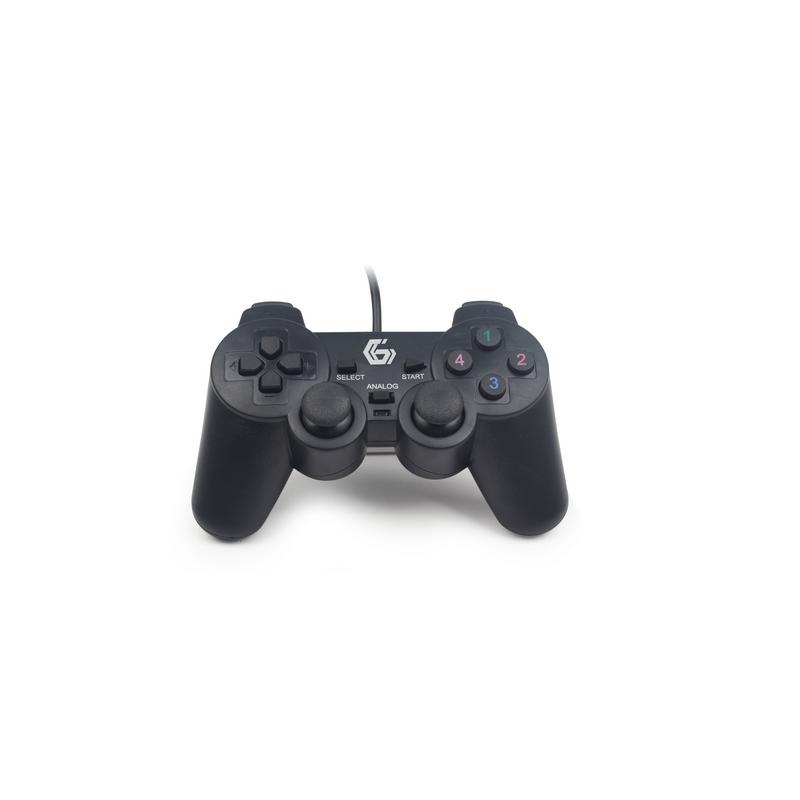 shoppi - Manette de jeu PC avec vibreur GEMBIRD