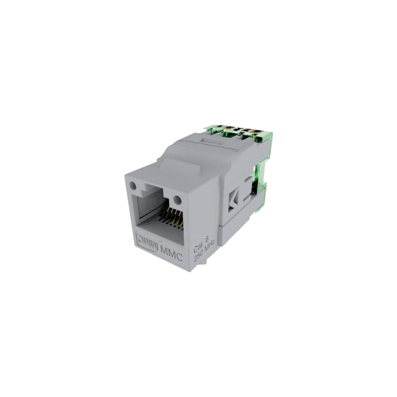shoppi - Connecteur RJ45 MMC, UTP, CAT6
