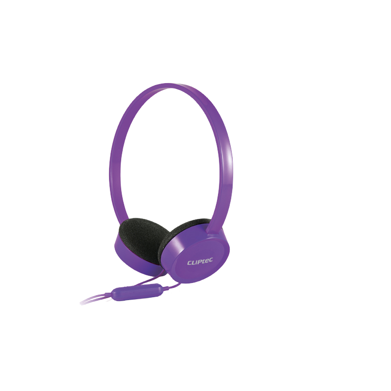 shoppi - CASQUE STÉRÉO MULTIMÉDIA CLIPTEC KIDS-CHAT