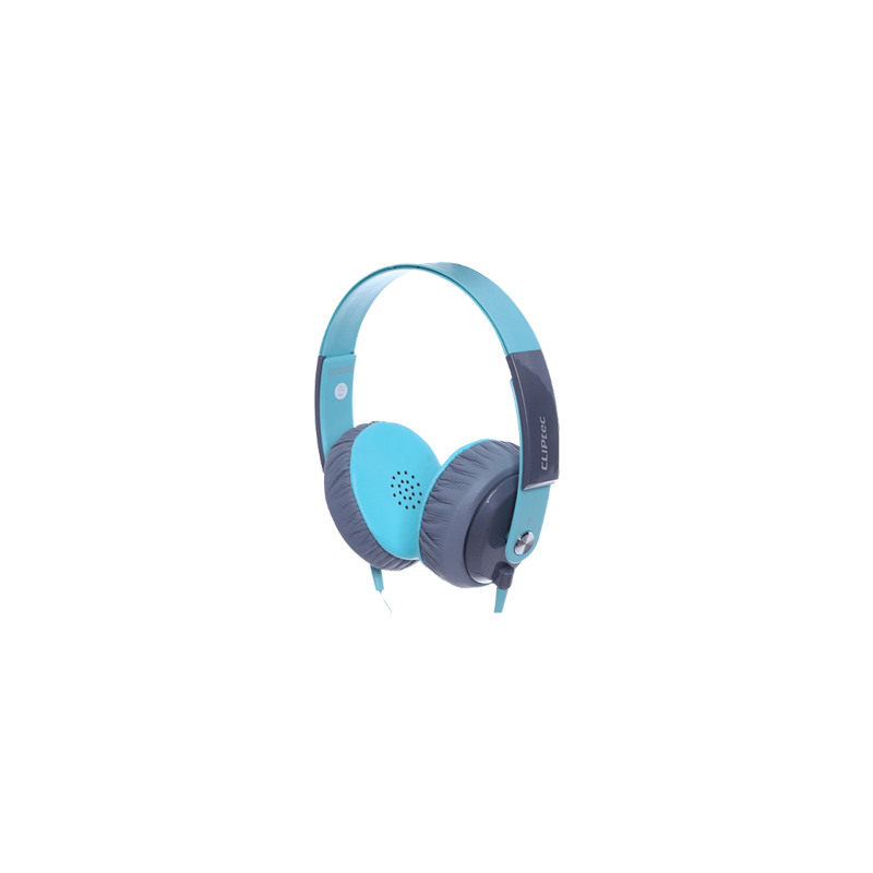 shoppi - CASQUE STÉRÉO MULTIMÉDIA CLIPTEC URBAN CLUBZ